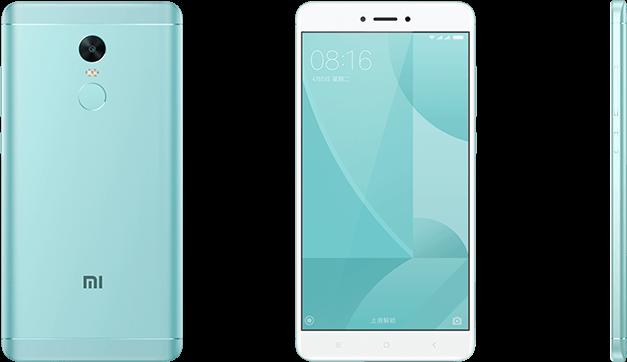 Xiaomi Redmi Note 4X pro 3Gb/32Gb (Зеленый)